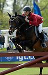 Pferdesport: 1.Qualifikation zum Deutschen Spring-Derby in Hamburg