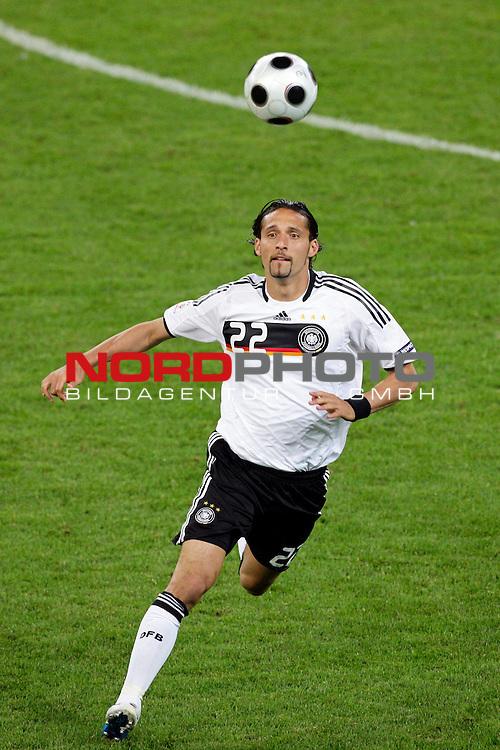 UEFA Euro 2008 Group B Klagenfurt - W&ouml;rthersee Match 04<br /> <br /> Deutschland ( GER ) - Polen ( POL ) 2:0 (1:0)<br /> <br /> Kevin Kuranyi ( Germany / Angreifer / Forward / Schalke 04 #22)<br /> <br /> Foto &copy; nph (  nordphoto  )<br /> <br /> <br /> <br />  *** Local Caption ***