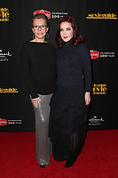 LOS ANGELES, CA - FEBRUARY 8: Cheryl Ladd and Priscilla Presley at the  27th Annual Movieguide Awards Gala at the Universal Hilton Hotel in Los Angeles, California on February 8, 2019. <br /> CAP/MPI/FS<br /> &copy;FS/MPI/Capital Pictures