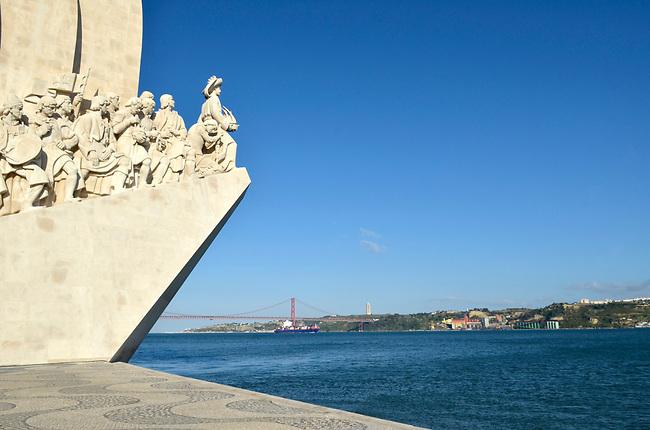 Portugal, Bel&eacute;m,<br /> Padr&atilde;o dos Descobrimentos