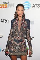 LOS ANGELES, CA - JUNE 2: Alessandra Ambrosio at iHeartRadio Wango Tango by AT&amp;T at Banc of California Stadium in Los Angeles, California on June 2, 2018. <br /> CAP/MPI/FS<br /> &copy;FS/MPI/Capital Pictures