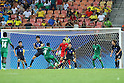 U-23Japan team group (JPN), <br /> AUGUST 4, 2016 - Football / Soccer : <br /> Men's First Round Group B <br /> between Nigeria 5-4 Japan <br /> at Amazonia Arena <br /> during the Rio 2016 Olympic Games in Manaus, Brazil. <br /> (Photo by YUTAKA/AFLO SPORT)