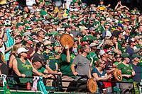Portland, Oregon - Sunday October 6, 2019: Portland Timbers vs San Jose Earthquakes at Providence Park in Portland, Oregon.