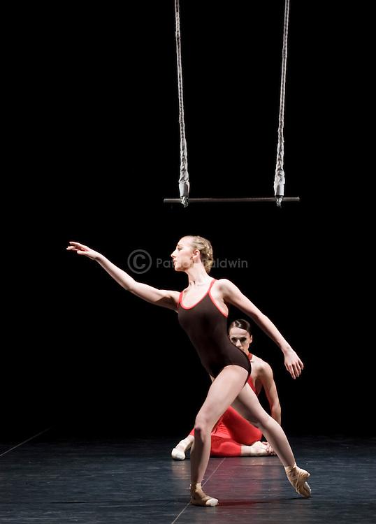 English National Ballet. Trapeze