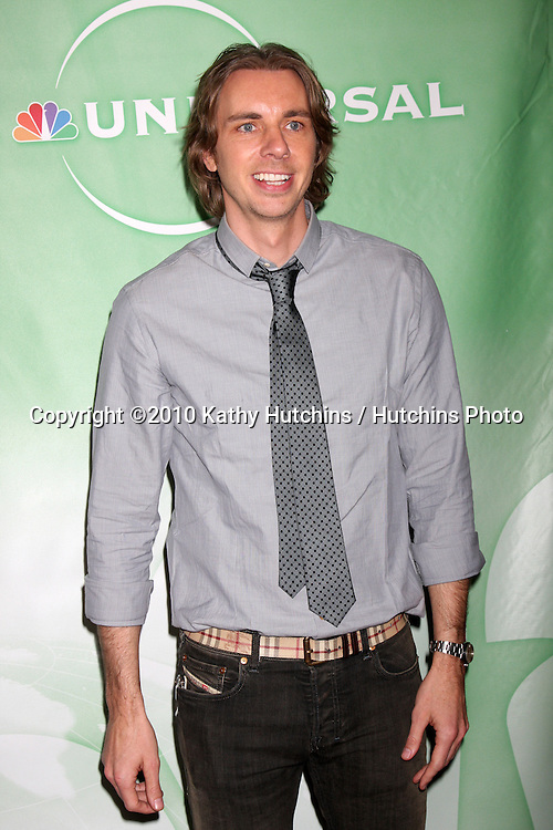 Dax Shepard.arriving at the 2010 Winter NBC TCA Party .Langford Hotel.Pasadena, CA.January 10, 2010.©2010 Kathy Hutchins / Hutchins Photo....