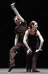 William Forsythe A Quite Evening of Dance London UK 3rd October 2018 Parvaneh Scharafail at Sadlers Wells Theatre London UK