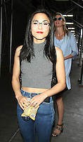 NEW YORK, NY-July 07: Anna Akana at Aol Build to talk about her series MISS 2059 in New York. NY July 07, 2016. Credit:RW/MediaPunch