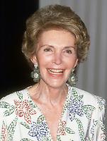 Nancy Reagan, 1991, Photo By Michael Ferguson/PHOTOlink