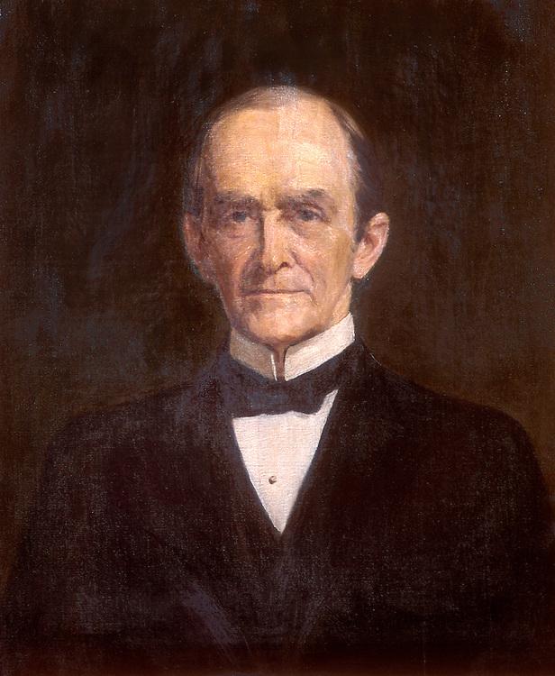 Isaac Crook, Ninth President of Ohio University, 1896-1898. © Ohio University