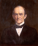 Isaac Crook, Ninth President of Ohio University, 1896-1898. © Ohio University