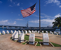 USS Bowfin Submarine Memorial Park & Museum, Oahu, Hawaii, USA.