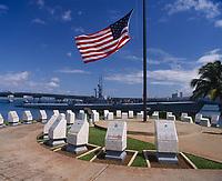 USS Bowfin Submarine Memorial Park & Museum, Oahu, Hawaii, USA.