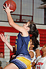 Helena Salmon #15 of Massapequa drives to the net during a Nassau County AA-1 varsity girls basketball game against host Freeport High School on Friday, Dec. 22, 2017. Massapequa won by a score of 43-39.