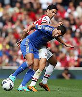 Arsenal v Chelsea 29-Sep-2012