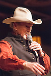 25th Annual National Cowboy Poetry Gathering sponsored by the Western Folklife Center, Elko, Nev...Gathering Reunion Show #2 Larry Maurice