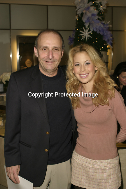 Tara Lipinsky <br />ARIEL'S HEART OF HOPE <br />Neiman Marcus<br />Beverly Hills, CA, USA<br />Wednesday, December 10, 2003   <br />Photo By Celebrityvibe.com/Photovibe.com