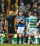 Clint Hill booked