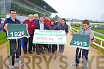 Preparing for the Greyhound Gathering taking place at the Kingdom Greyhound Stadium on August 24th: Stephen Reidy, P Mulvihill, Anthony Slattery, John O'Keeffe, Michael Kelliher, Mary Moriarty, Martin Moriarty, Julianne O'Keeffe and Donagh McKivergan.