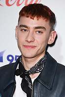 LONDON, UK. December 09, 2018: Olly Alexander (Years and Years) at Capital's Jingle Bell Ball 2018 with Coca-Cola, O2 Arena, London.<br /> Picture: Steve Vas/Featureflash