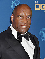 HOLLYWOOD, CA - FEBRUARY 02: John Singleton attends the 71st Annual Directors Guild Of America Awards at The Ray Dolby Ballroom at Hollywood & Highland Center on February 02, 2019 in Hollywood, California.<br /> CAP/ROT/TM<br /> ©TM/ROT/Capital Pictures