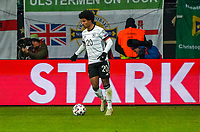 Serge Gnabry (Deutschland Germany) spielt stark - 19.11.2019: Deutschland vs. Nordirland, Commerzbank Arena Frankfurt, EM-Qualifikation DISCLAIMER: DFB regulations prohibit any use of photographs as image sequences and/or quasi-video.