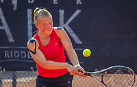 Rotterdam, Netherlands, August 22, 2017, Rotterdam Open, Suzan Lamens (NED)<br /> Photo: Tennisimages/Henk Koster