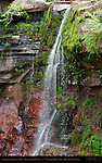 Kaaterskill Falls in May, Kaaterskill Clove, Catskill Mountains, Hunter, New York