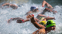 Open Water swimmers<br /> Open Water Swimming Balatonfured<br /> Mixed 5km team relay<br /> Day 07  20/07/2017 <br /> XVII FINA World Championships Aquatics<br /> Photo @ Giorgio Perottino/Deepbluemedia/Insidefoto