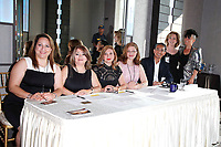 BURBANK - APR 27: Staff Members at the Faith, Hope and Charity Gala hosted by Catholic Charities of Los Angeles at De Luxe Banquet Hall on April 27, 2019 in Burbank, CA