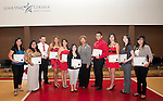 MacArthur High Winners at the 2011 Aldine Scholarship Foundation Scholarship Ceremony at Lone Star College - North Harris