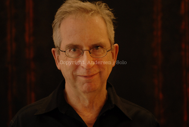 Peter Carey at home in New York.