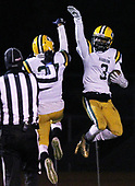Farmington Harrison at Linden, Varsity Football, 11/10/17