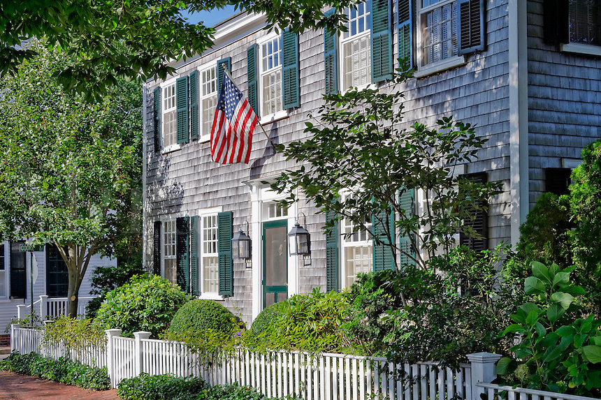 Home, Edgartown, Martha's Vineyard, Massachusetts, USA