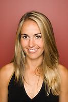 Heather Mitts, promotional photos, Carson, California.