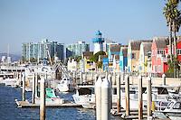 Marina Del Rey Fisherman's Village