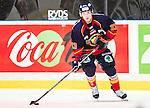 ***BETALBILD***  <br /> Stockholm 2015-09-19 Ishockey SHL Djurg&aring;rdens IF - Skellefte&aring; AIK :  <br /> Djurg&aring;rdens Linus Hultstr&ouml;m i aktion under matchen mellan Djurg&aring;rdens IF och Skellefte&aring; AIK <br /> (Foto: Kenta J&ouml;nsson) Nyckelord:  Ishockey Hockey SHL Hovet Johanneshovs Isstadion Djurg&aring;rden DIF Skellefte&aring; SAIK portr&auml;tt portrait