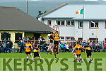 In Action  Austin Stacks V Dr Crokes at Connolly Park Tralee on Saturday