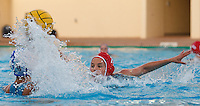 Stanford - February 1, 2015: Kiley Neushul during the Stanford vs UCLA title match of the 2015 Stanford Invitational at Avery Aquatic Center on Sunday afternoon.<br /> <br /> The Cardinal defeated the Bruins 9-5.