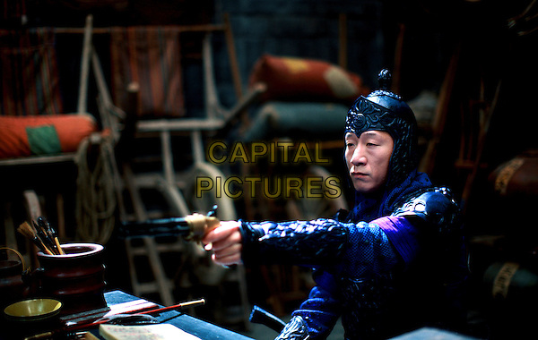 SUN HUNGLEI.in A Simple Noodle Story.(San qiang pai an jing qi).(A Woman, a Gun and a Noodle Shop).(The First Gun).*Filmstill - Editorial Use Only*.CAP/FB.Supplied by Capital Pictures.
