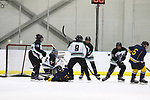 during Minor Hockey Week in Edmonton, Alberta on Saturday, January 20, 2018.  Amber Bracken