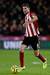 Chris Basham of Sheffield United during the Premier League match at Bramall Lane, Sheffield. Picture date: 10th January 2020. Picture credit should read: James Wilson/Sportimage