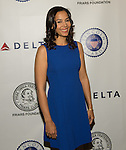 WASHINGTON, DC - JANUARY 7: Musician Rhiannon Giddens attends The Lincoln Awards: A Concert For Verterns & The Military Family presented by The Friars Foundation at The John F. Kennedy Center for the Performing Arts on January 7, 2015 in Washington, D.C. Photo Credit: Morris Melvin / Retna Ltd.