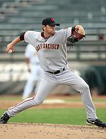 Steve Edlefson - Scottsdale Scorpions, 2009 Arizona Fall League.Photo by:  Bill Mitchell/Four Seam Images..