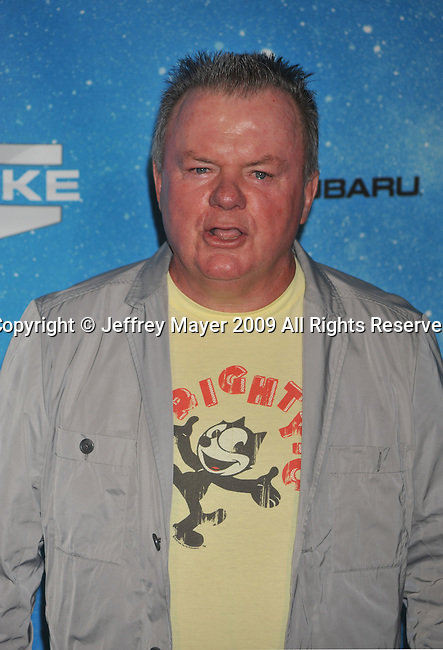 LOS ANGELES, CA. - October 17: Jack McGee arrives at Spike TV's Scream 2009 held at the Greek Theatre on October 17, 2009 in Los Angeles, California.