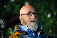 NEW YORK, NY - MAY 31: Chuck Close attends the 2018 Party in the Garden at Museum of Modern Art on May 31, 2018 in New York City.<br /> <br /> CAP/MPI122<br /> &copy;MPI122/Capital Pictures