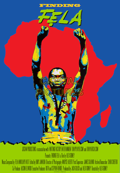 POSTER ART<br /> in Finding Fela! (2014) <br /> *Filmstill - Editorial Use Only*<br /> CAP/NFS<br /> Please credit: Courtesy of Sundance Institute/Capital Pictures