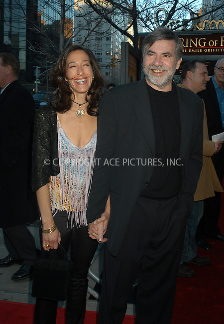 WWW.ACEPIXS.COM . . . . . ....NEW YORK, APRIL 13, 2005....Dan Klores at the 'Ring of Fire the Emile Griffith Story' premiere held at the Beekman Theater.....Please byline: KRISTIN CALLAHAN - ACE PICTURES.. . . . . . ..Ace Pictures, Inc:  ..Craig Ashby (212) 243-8787..e-mail: picturedesk@acepixs.com..web: http://www.acepixs.com