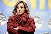 Giorgia Meloni contro la fatturazione elettronica