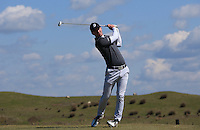 Alexander Stubbs during Round Two of the West of England Championship 2016, at Royal North Devon Golf Club, Westward Ho!, Devon  23/04/2016. Picture: Golffile | David Lloyd<br /> <br /> All photos usage must carry mandatory copyright credit (&copy; Golffile | David Lloyd)