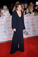 Charlotte Bellamy at the National Television Awards 2018 at the O2 Arena, Greenwich, London, UK. <br /> 23 January  2018<br /> Picture: Steve Vas/Featureflash/SilverHub 0208 004 5359 sales@silverhubmedia.com